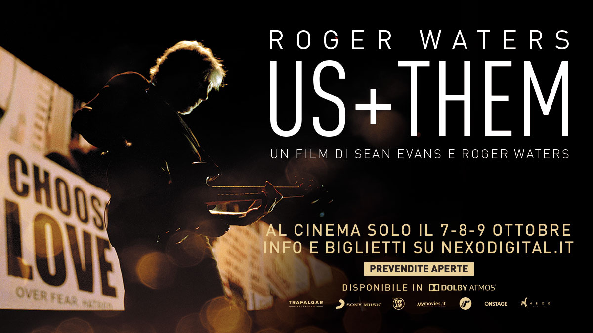 Roger Waters. Us + Them